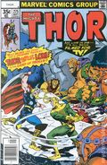 Thor (1962-1996 1st Series Journey Into Mystery) 275