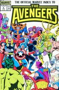 Official Marvel Index to the Avengers (1987) 6