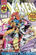 Uncanny X-Men (1963 1st Series) 281A