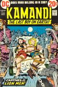 Kamandi (1972) 6