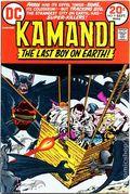 Kamandi (1972) 9