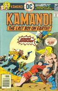 Kamandi (1972) Mark Jewelers 42MJ