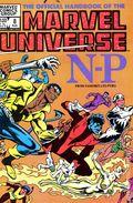 Official Handbook of the Marvel Universe (1983-1984 Marvel) 8