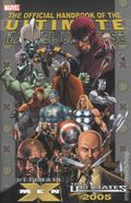 Official Handbook of the Ultimate Marvel Universe (2005) X-Men/Ultimates 2005