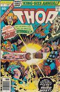 Thor (1962-1996 1st Series) Annual 7