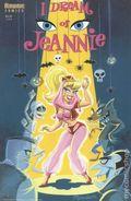 I Dream of Jeannie Tricks or Treats Annual (2002) 1