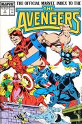 Official Marvel Index to the Avengers (1987) 4