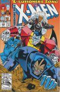 Uncanny X-Men (1963 1st Series) 295U