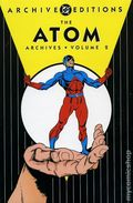 DC Archive Editions Atom HC (2001-2003 DC) 2-1ST