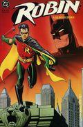 Robin A Hero Reborn TPB (1991 DC) 1-REP