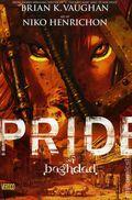 Pride of Baghdad HC (2006 DC/Vertigo) 1st Edition 1-1ST