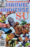 Official Handbook of the Marvel Universe (1983-1984 Marvel) 11