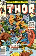 Thor (1962-1996 1st Series Journey Into Mystery) 277