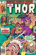 Thor (1962-1996 1st Series Journey Into Mystery) 295