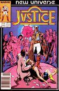 Justice (1986 Marvel) 1