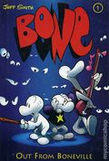 Bone HC (1995-2004 Cartoon Books) B&W Edition 1-1ST
