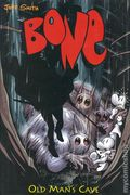 Bone HC (1995-2004 Cartoon Books) B&W Edition 6-1ST