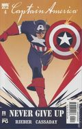 Captain America (2002 4th Series) 4