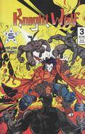 Knight Wolf (1993 Five Star Comics) 3