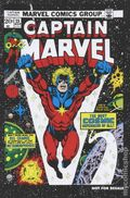 Captain Marvel (1968 1st Series) Marvel Legends Reprint 25
