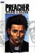 Preacher Dead or Alive - Covers by Glenn Fabry SC (2003 DC/Vertigo) 1-1ST