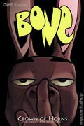 Bone HC (1995-2004 Cartoon Books) B&W Edition 9-1ST