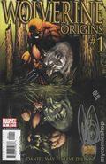 Wolverine Origins (2006) 1A.DF.SIGNED.A