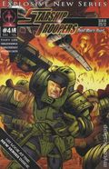 Starship Troopers Dead Mans Hand (2006 Markosia) 4B