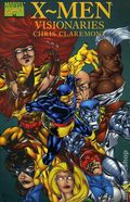 X-Men Visionaries Chris Claremont TPB (1998 Marvel) 1-1ST
