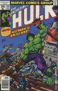 Incredible Hulk (1962-1999 1st Series) 219PIZ