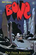 Bone TPB (1996-2004 Cartoon Books) B&W Edition 1-REP