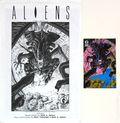 Aliens Portfolio (1989) 1