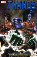 Thanos TPB (2003-2004 Marvel) 1st Edition 5-1ST