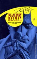 Planetary Batman Night on Earth (2003) 1DF.SIGNED