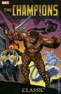 Champions Classic TPB (2006-2007 Marvel) 1-1ST