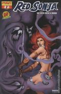 Red Sonja (2005 Dynamite) 2G.DF.SILVER