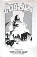 Godzilla Portfolio (1988) SET-02