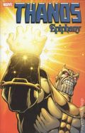 Thanos TPB (2003-2004 Marvel) 1st Edition 4-1ST