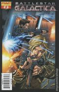 Battlestar Galactica (2006 Dynamite) 8A