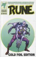 Rune Wrath Ashcan Flipbook (1994) 1G