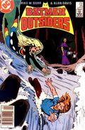 Batman and the Outsiders (1983) Mark Jewelers 25MJ