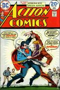 Action Comics (1938 DC) Mark Jewelers 431MJ
