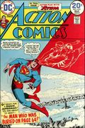 Action Comics (1938 DC) Mark Jewelers 433MJ
