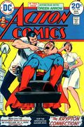 Action Comics (1938 DC) Mark Jewelers 434MJ