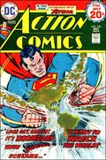 Action Comics (1938 DC) Mark Jewelers 435MJ