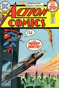 Action Comics (1938 DC) Mark Jewelers 436MJ
