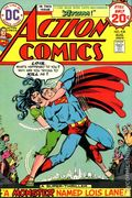 Action Comics (1938 DC) Mark Jewelers 438MJ