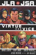 JLA/JSA Virtue and Vice HC (2002 DC) 1-1ST