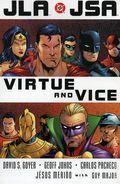JLA/JSA Virtue and Vice GN (2003 DC) 1-1ST