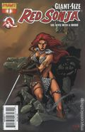 Giant Size Red Sonja (2007 Dynamite Entertainment) 1A